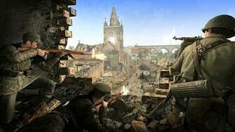 Sniper Elite V2 Multiplayer Modes Inbound