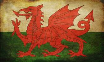 photo Wales Grunge Flag   Picture Pride Proud