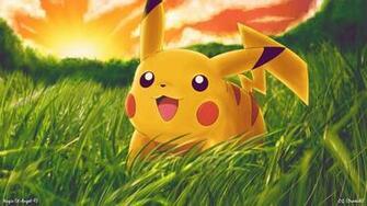 Pikachu Pokemon Cartoon Hd Wallpaper Wallpaper List