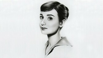 Audrey Hepburn Desktop Background   Wallpaper High Definition High