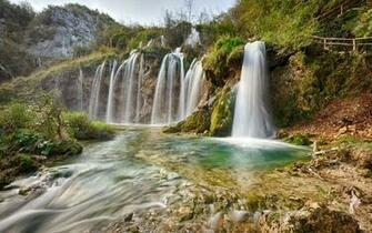 Plitvice Lakes National Park [6] wallpaper   Nature wallpapers