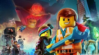 Wallpaper The Lego Movie 2015 Wallpaper 1080p HD Upload at February