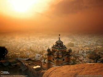 Rock Fort Picture India Wallpaper   National Geographic Photo of the