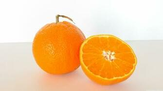 Orange Fruit 4K HD Desktop Wallpaper for 4K Ultra HD TV Wide