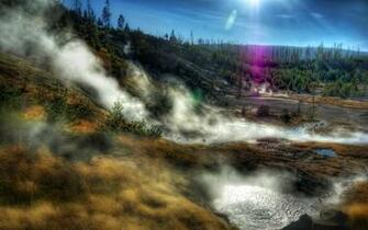 Yellowstone National Park Wallpapers HD Wallpapers