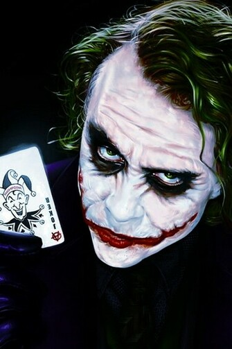 Joker Dark Knight iPhone Wallpapers HD iPhone Wallpaper Gallery