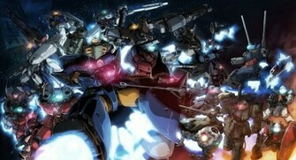 Awesome Gundam Wallpaper   Gundam Kits Collection News and Reviews