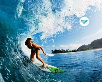 Fond dcran Roxy gratuit fonds cran Roxy surf vtement femme