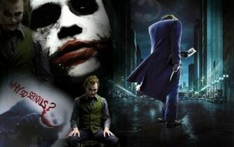 Joker   Heath Ledger Wallpaper 14370980