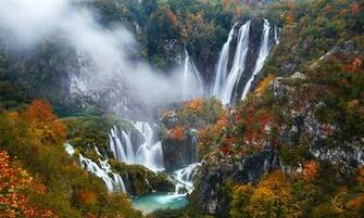 7 Plitvice Lakes National Park HD Wallpapers Background Images