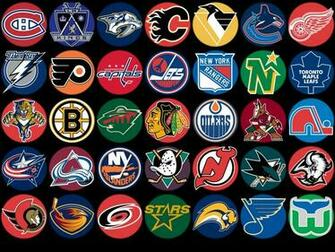 hockey league NHL HD Wallpapers HD wallpapers NHL Teams Logo