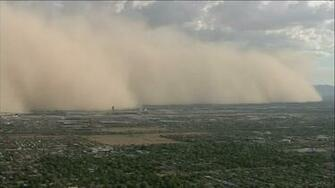 VIDEO Massive haboob sweeps through Phoenix abc7com