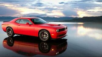2015 Dodge Challenger SRT Wallpaper HD Car Wallpapers