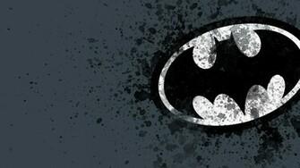 Batman Batman Wallpaper 1366x768 Batman Batman Logo