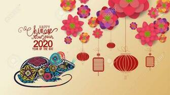 Lunar New Year 2020 Wallpapers