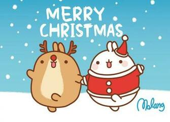 Download Cute Christmas Wallpapers