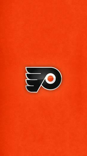 Flyers Logo Wallpaper Flyers logo wallpaper