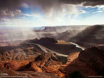 Dead Horse Point State Park Utah   National Geographic Travel Daily