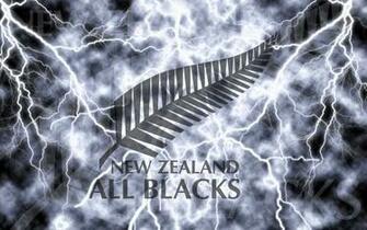 New Zealand All Blacks Lightning Wallpaper by Sunnyboiiii Flickr