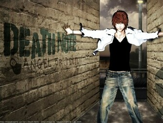 Light Yagami Light yagami wallpaper