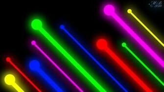 Neon Lights Backgrounds