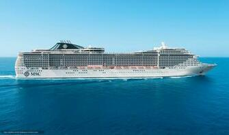 Download wallpaper MSC Fantasia Cruise Ship desktop wallpaper