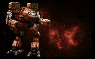 MWO Mad Cat Timber Wolf Wallpaper by Odanan