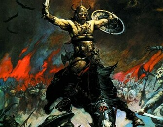 CONAN THE BARBARIAN hq wallpaper background