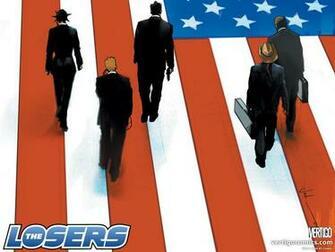 Vertigo Comics images The Losers Official Vertigo Wallpapers HD