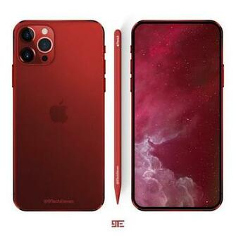 9TechEleven on Twitter iPhone 2020 Red Concept iPhone 5 modded