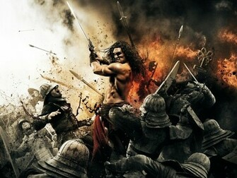 Conan the Barbarian movie wallpaper 1600x1200 Movie Wallpapers