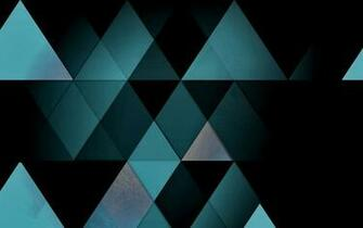 Triangle Geometric Design Wallpaper