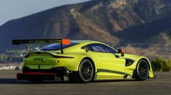 2018 Aston Martin Vantage GTE Wallpapers HD Images   WSupercars