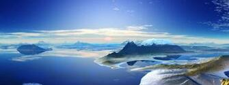 3D Panoramic Landscape Wallpapers HD Wallpapers