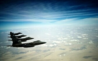 22 Raptor Stealth Fighters Wallpapers HD Wallpapers