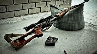 Sniper Rifles HD Wallpapers