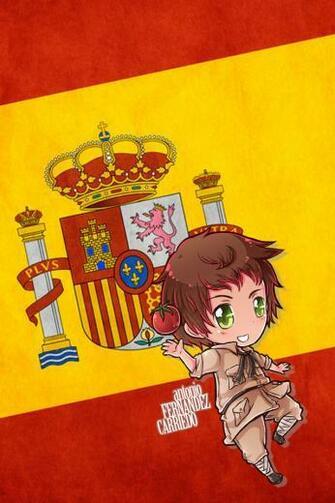 Hetalia iWallpapers   Spain by Dreamweaver38