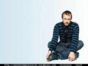 Heath Ledger   Heath Ledger Wallpaper 7975196