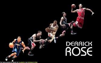 Derrick Rose Logo Wallpapers