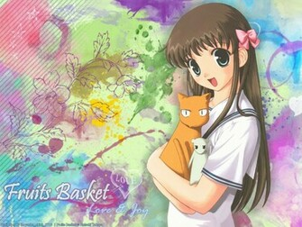 Fruit Basket Anime Fruits Basket Wallpapers 028