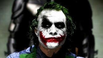 The Joker Heath Ledger Wallpaper Images Pictures   Becuo