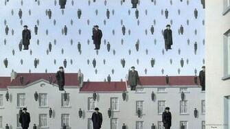 Rene Magritte Wallpaper 02