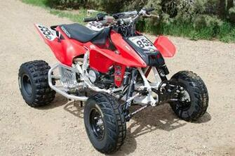 Honda TRX450R atv quad offroad motorbike bike dirtbike hd wallpaper