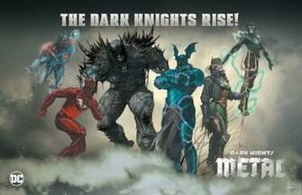 Dark Nights: Metal Wallpapers