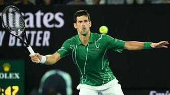 Novak Djokovics Bid Win Eighth Australian Open Return To No 1