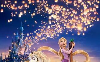Download Disney Tangled Wallpapers