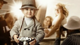 Cute Boy Photographer Wallpapers   2048x1152   528476