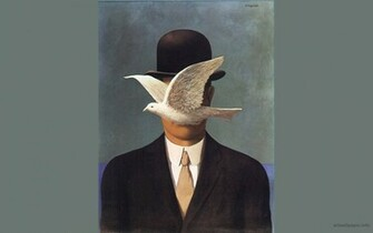 Rene Magritte Wallpaper 04