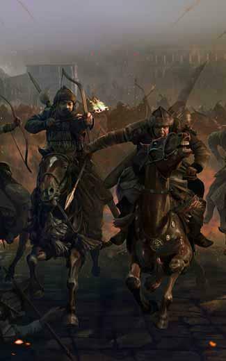 Total War Attila mobile wallpaper or background 04