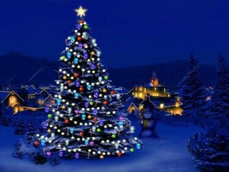 Animated Christmas Wallpaper for Windows 7   Animated Wallpaper